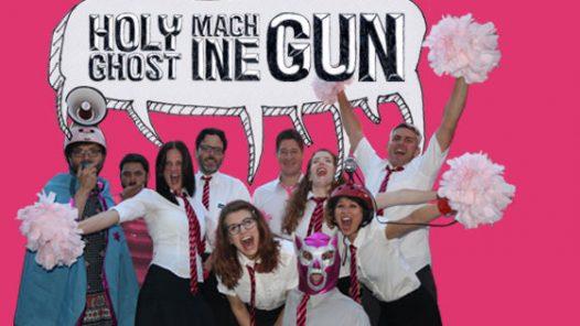 Dan Menz-Erb in Holy Ghost Machine Gun